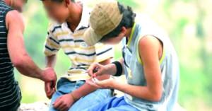 drogas con menores